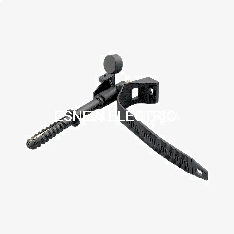 ESDZ Series Self Locking Fixing Nail Plastic Cable Tie