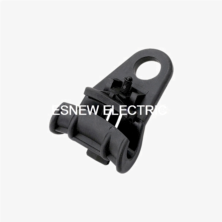 ES1.1A Plastic Material Insulated Cable Suspension Clamp for ADSS Cable